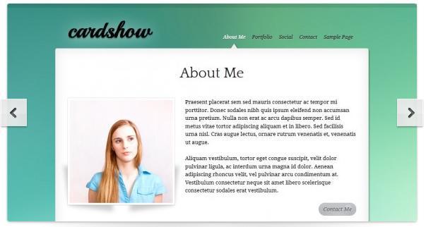, Cardshow — блог