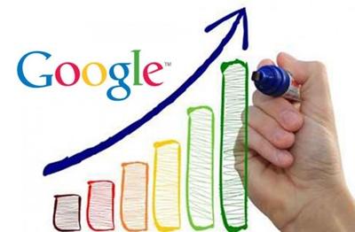 Позиции растут в Гугл
